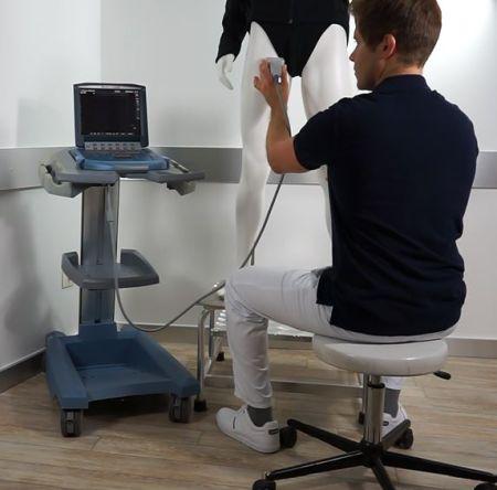 Ultraschalldiagnostik bei Venenerkrankungen